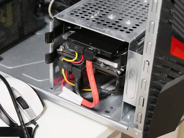 驚くほど簡単!Samsung SSD付属の専用データ移行ソフトウェアで簡単に大容量SSDにCドライブを交換できる