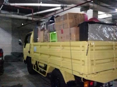 Jenis truk dan kapasitasnya (engkel)