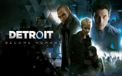 Detroit Become Human - Fond d'Écran en Ultra HD 4k 2160p