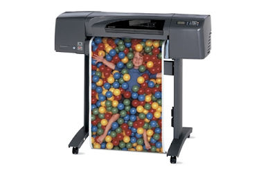 """""""HP Designjet 800PS 24-in"""""""
