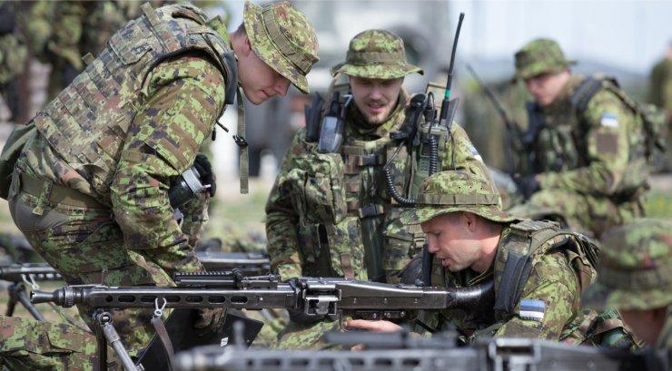 Естонія допоможе Україні реформувати територіальну оборону