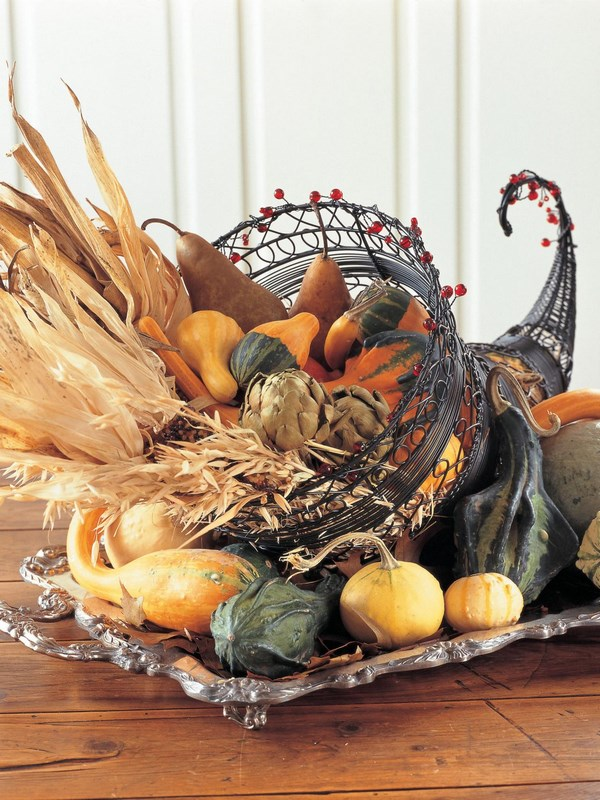 adornos de otoño