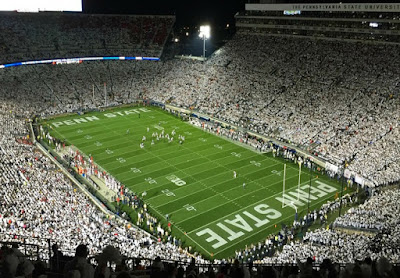 Beaver Stadium in State College Pennsylvania - Penn State