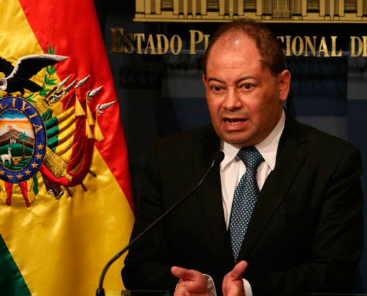 Gobierno boliviano confirma que viceministro del Interior fue asesinado