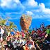 Lobi e mais de 140 amigos no Parque de Vila Velha