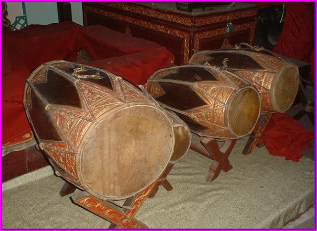 Tambo Alat Musik Tradisional Khas Aceh - ALAT MUSIK