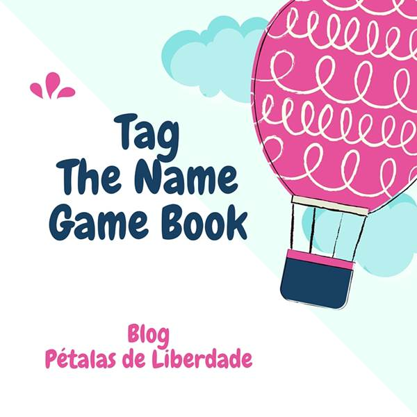 Vídeo, booktube, Tag-literaria, The Name Game Book
