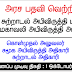 Vacancies - Ministry of Mahaweli Development & Environment