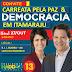 Neste Sábado dia 27:  Apoiadores de Haddad farão carreata pela Democracia em Itamaraju