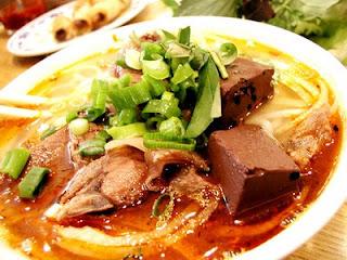 Các món ăn ngon xứ Huế