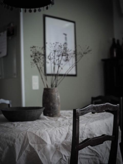 Talonpoikais huonekalut