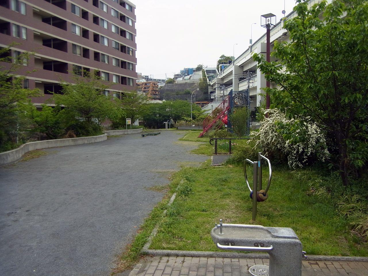 455/1000 楠町公園(横浜市西区...