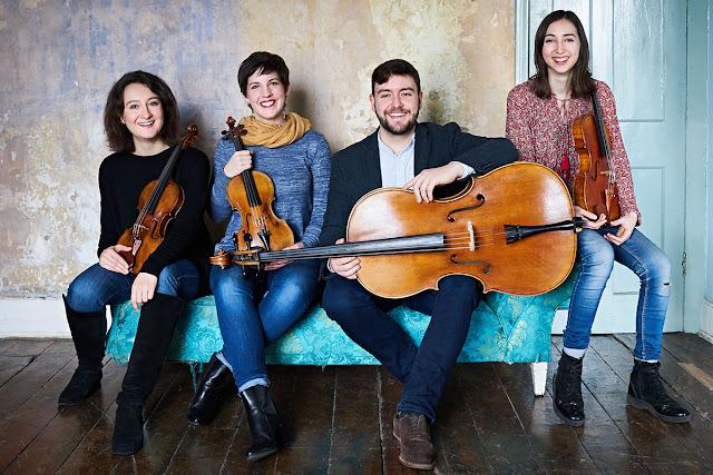 Jubilee Quartet (photo Kaupo Kikkas)