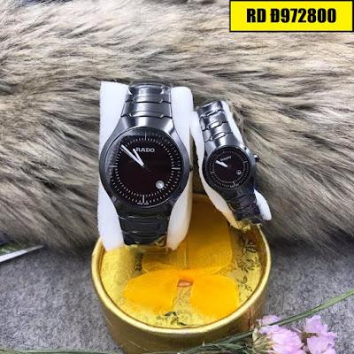 Đồng hồ cặp đôi Rado RD Đ972800