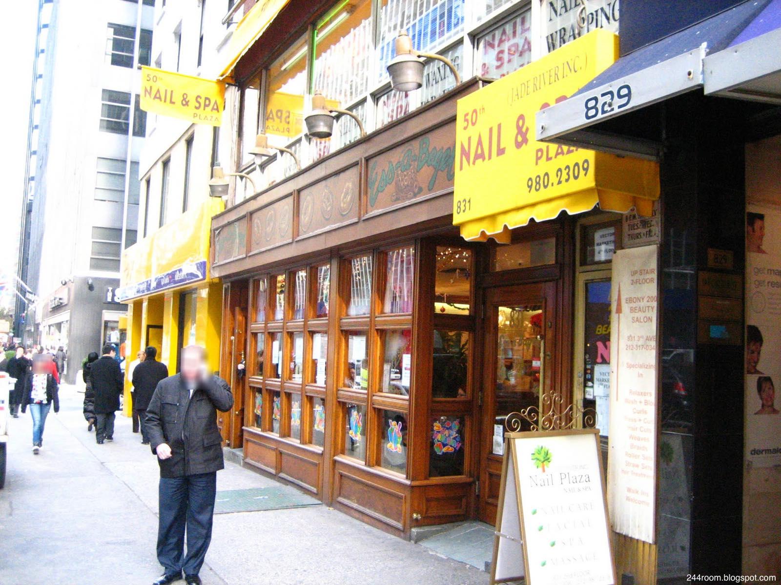 エッサベーグル Essa bagel NY