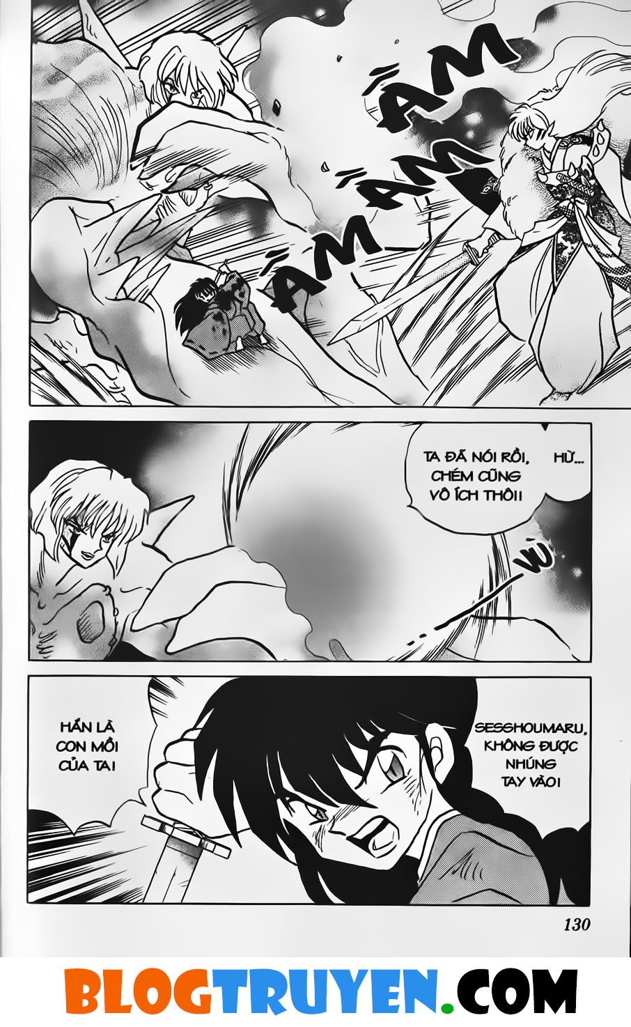 Inuyasha vol 37.7 trang 17