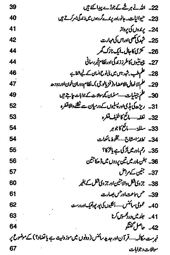 Dr Zakir Naik books Urdu