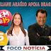 Liliane Araújo pode apoiar candidato da Lava-Jato