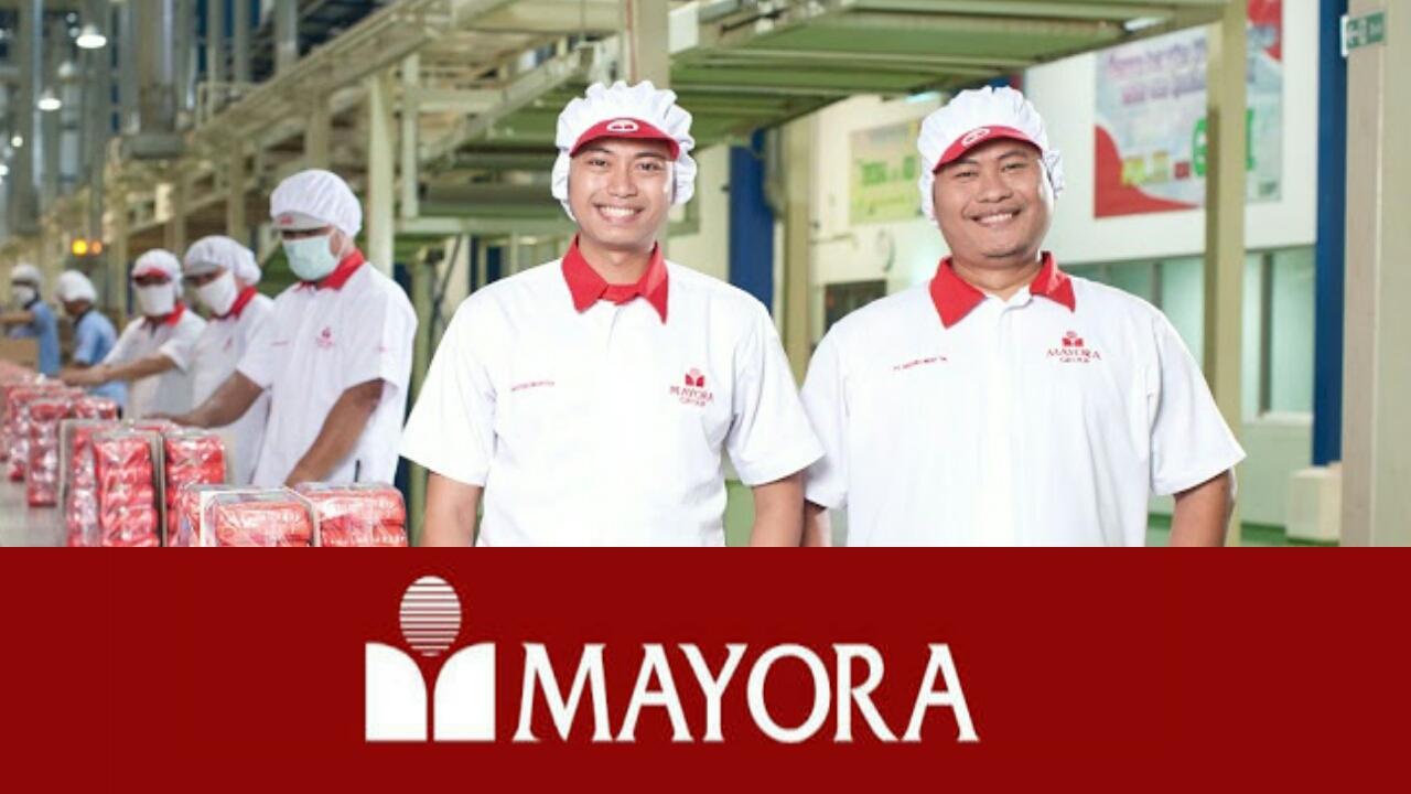 LOKER Lowongan Kerja SMA/SMK  PT Mayora Indah Tbk MM2100 Cikarang