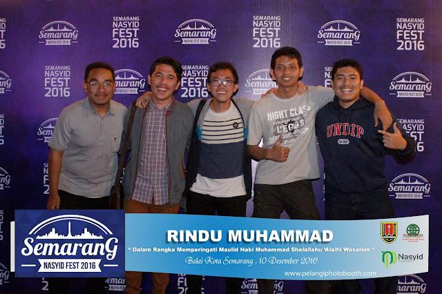 +0856-4020-3369; Jasa Photobooth Semarang ~Semarang Nasyid Festival 2016~