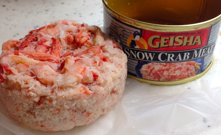 Crab Cakes With Canned Crab