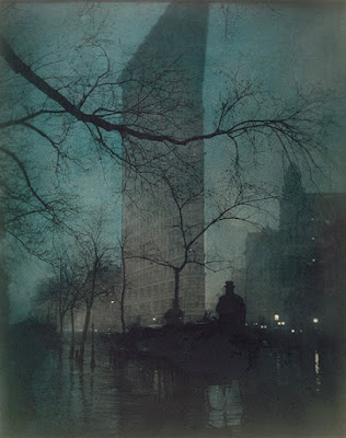 Edward Steichen - The flatiron,1904.