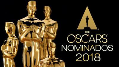 Horário da premiação do Oscar 2018  domingo 04/03/2018