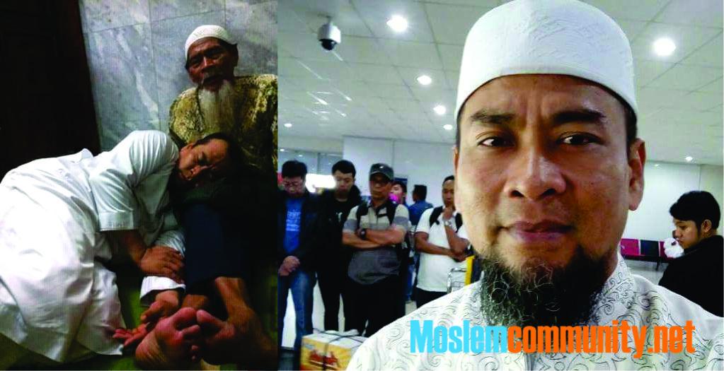 "Bisik Puteri Ustadz Zulkifli M. Ali Kepada Gurunya, ""Kapan Kita Doa Bersama Untuk Papa ?"""