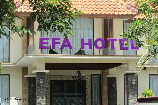 Staycation Murah dan Nyaman Bersama Airy Room dan Efa Hotel Banjarmasin