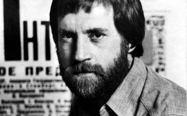 Владимир Высоцкий с бородой