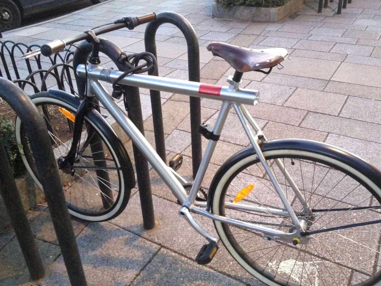 Bike Boom Refurbished Bikes Vanmoof No 3