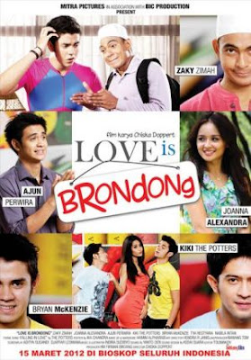 Love Is Brondong Poster