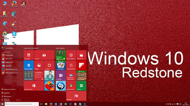 Windows 10 Redstone Free Download