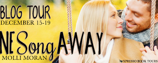 Blog tour (excerpt): One Song Away by Molli Moran