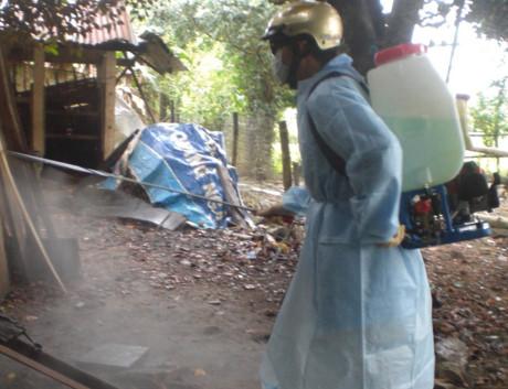 Quảng Ngãi Ghi nhận 576 trường hợp mắc sốt xuất huyết