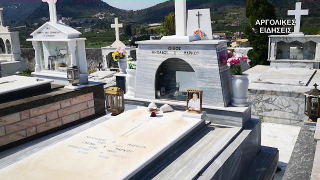 40χρονος στο Ναύπλιο λεηλάτησε πάνω από επτά κοιμητήρια και εκκλησίες
