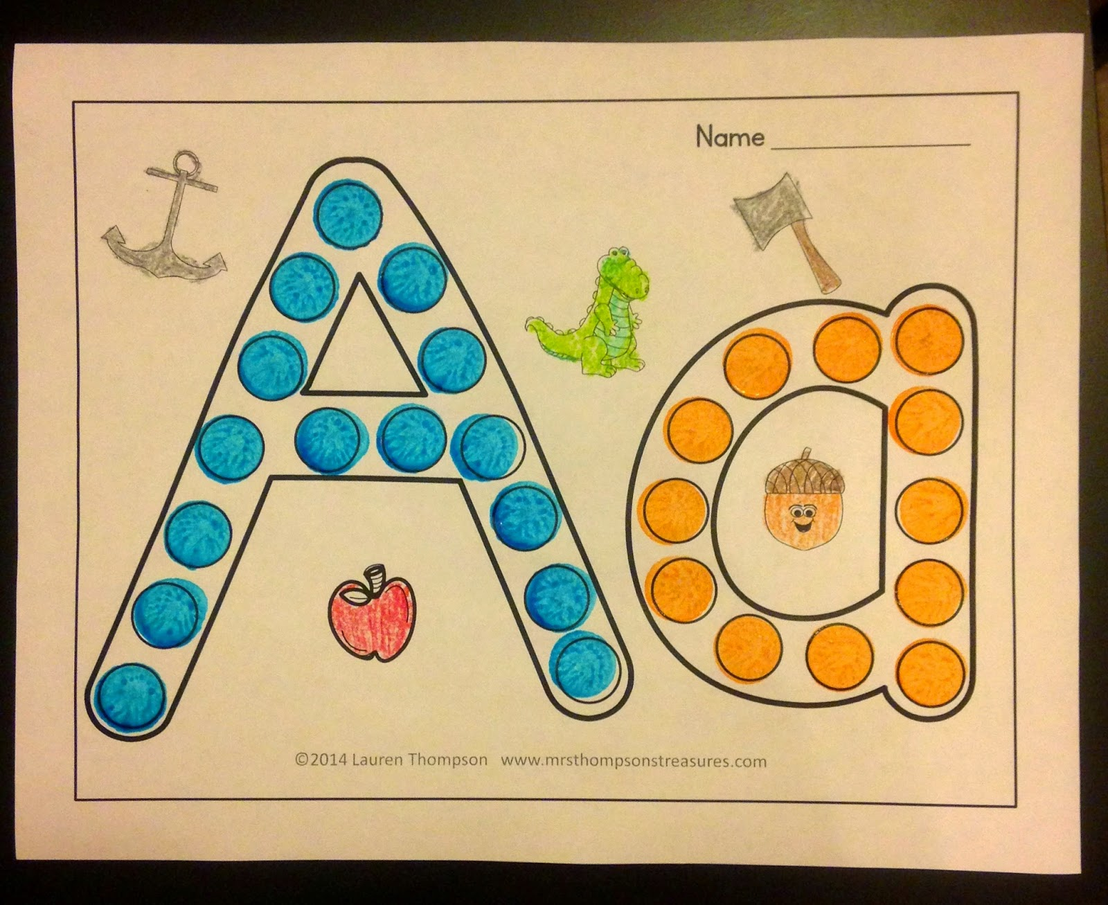 6 Ways To Use Dot Markers Bingo Daubers In The Classroom