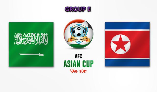 السعودية وكوريا الشمالية بث مباشر