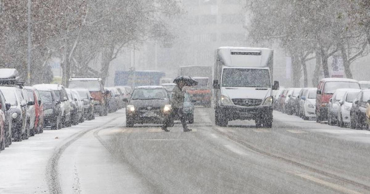 Ποια βελτίωση; Έρχεται νέο κύμα κακοκαιρίας – Πού θα χιονίσει τις επόμενες ώρες