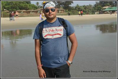 Arambol Beach, North Goa