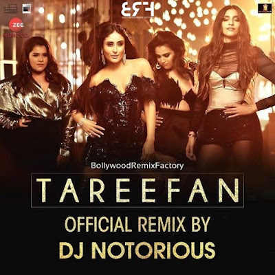 Tareefan - DJ Notorious - Official Remix
