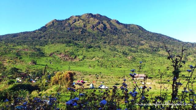 Camp Biyung, Peromasan, Gunung Ungaran