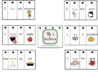 Sarah's First Grade Snippets: Fall into Literacy and a