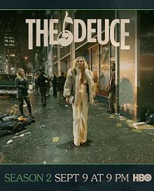 Sinopsis pemain genre Serial The Deuce Season 2 (2018)