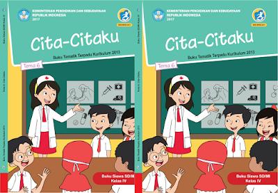 Setelah melaksanakan kegiatan pembelajaran di Tema  Soal Kelas 4 Tema 6 Cita-citaku Kurikulum 2013 Revisi 2019