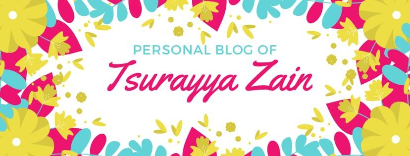 Tsurayya Zain