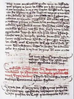 Compromís de Casp, llengua valensiana