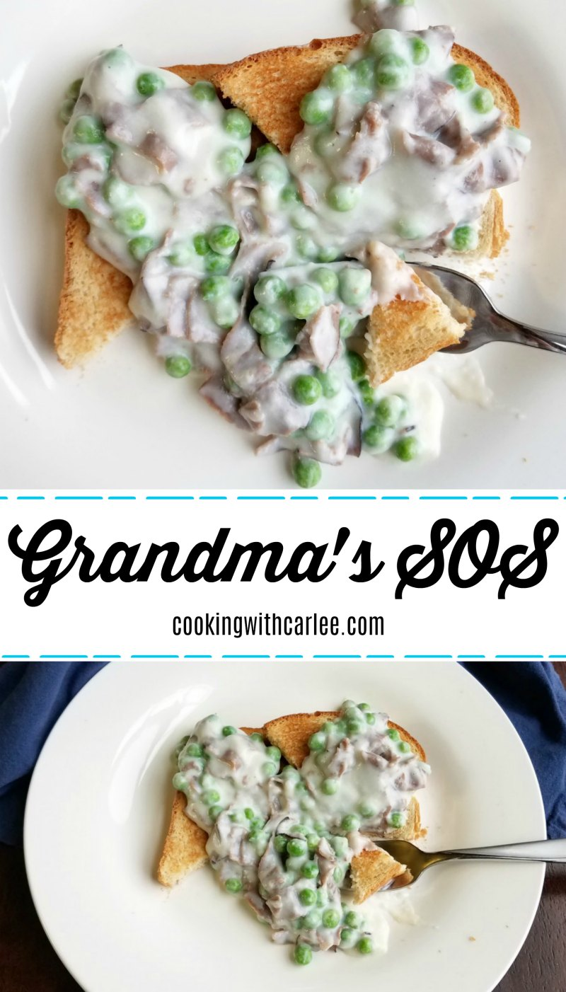Cooking with carlee grandmas sos created using the recipes generator forumfinder Image collections