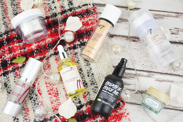 DIno's Beauty Diary - Winter Skincare Essentials