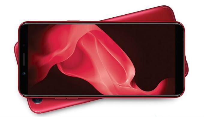 Oppo F5 अब हुआ प्री-ऑर्डर के लिए उपलब्ध